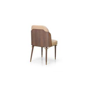 Melting light – chair 1