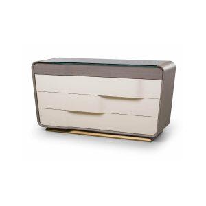 Melting light – chest of drawers