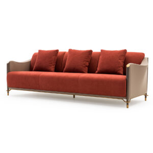 Melting light – sofa1