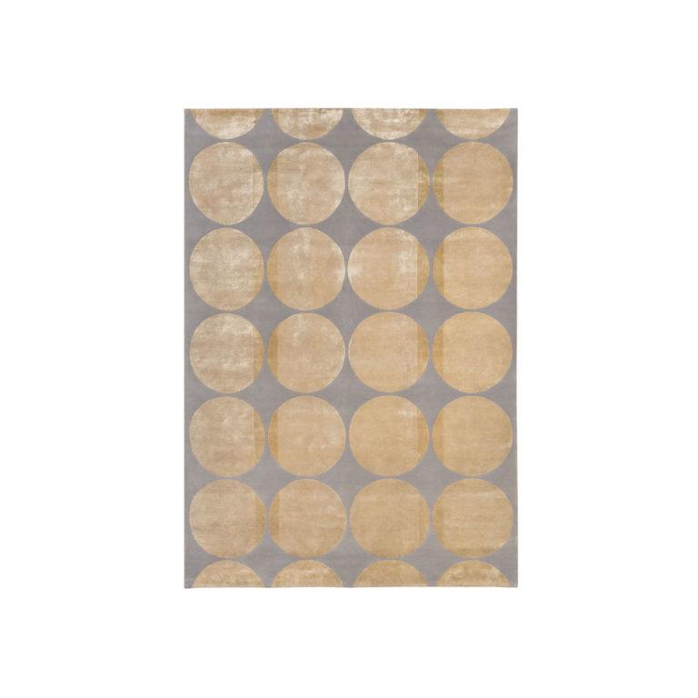Zero – carpet with circles
