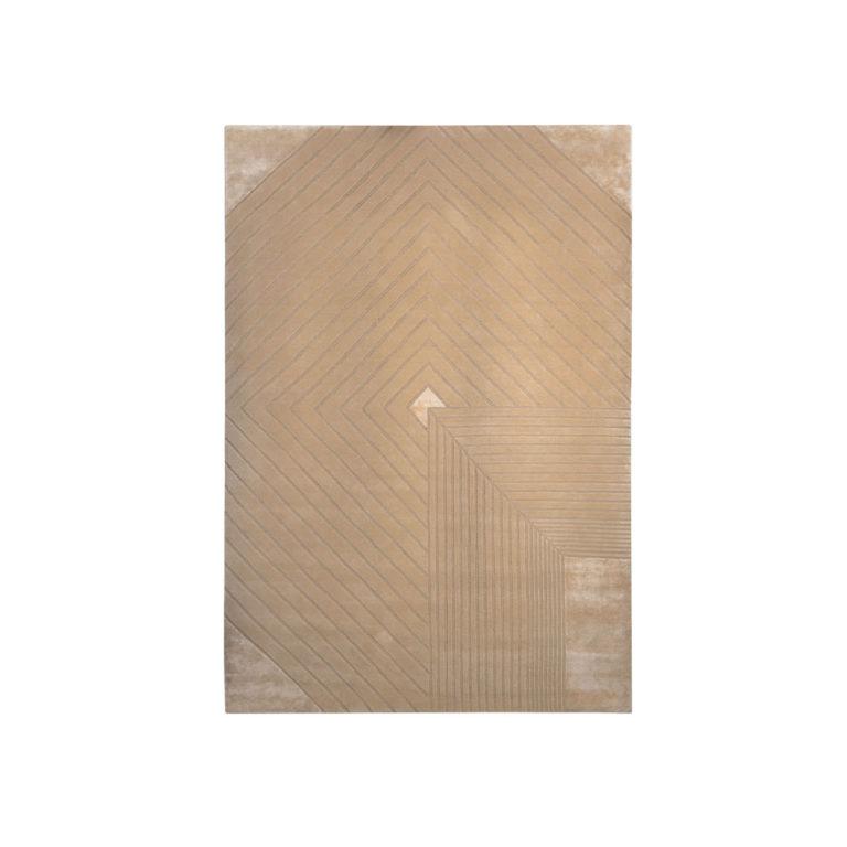 Zero – carpet with stripes