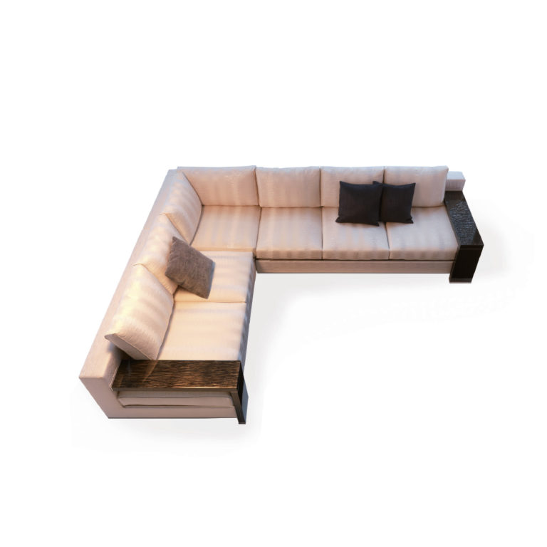 bridge-corner sofa