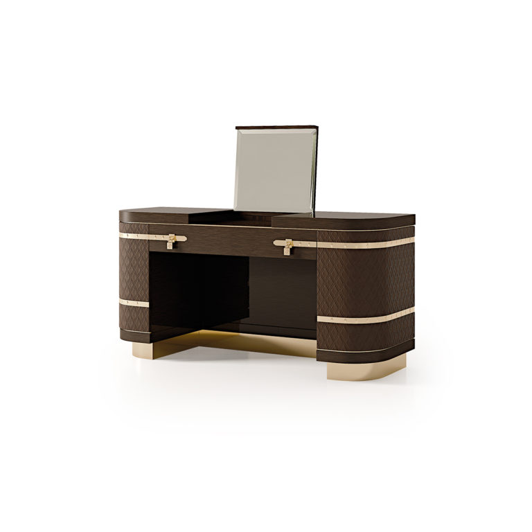 diamond-dressing table