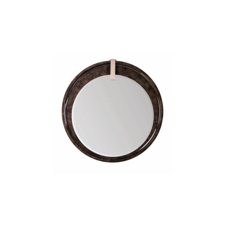 eclipse-round mirror