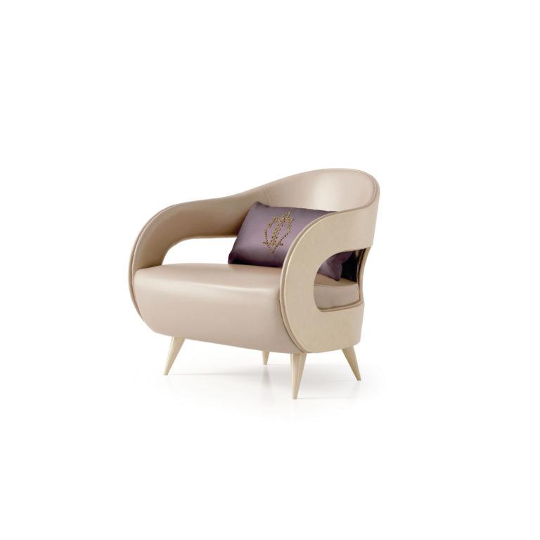Miller-扶手椅