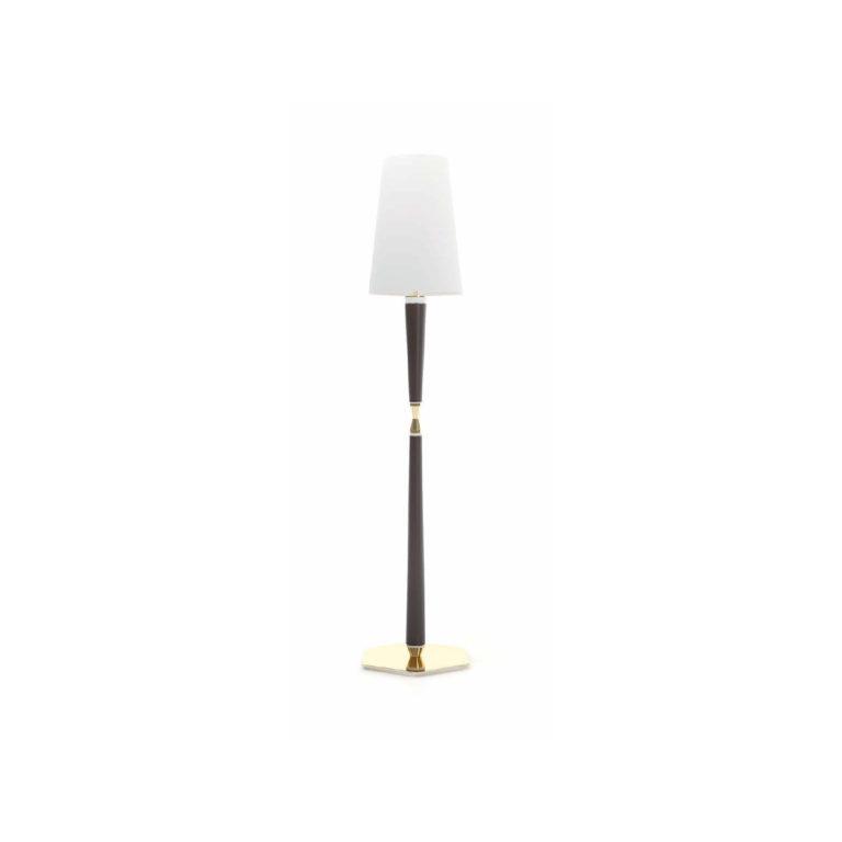 noir -floor lamp