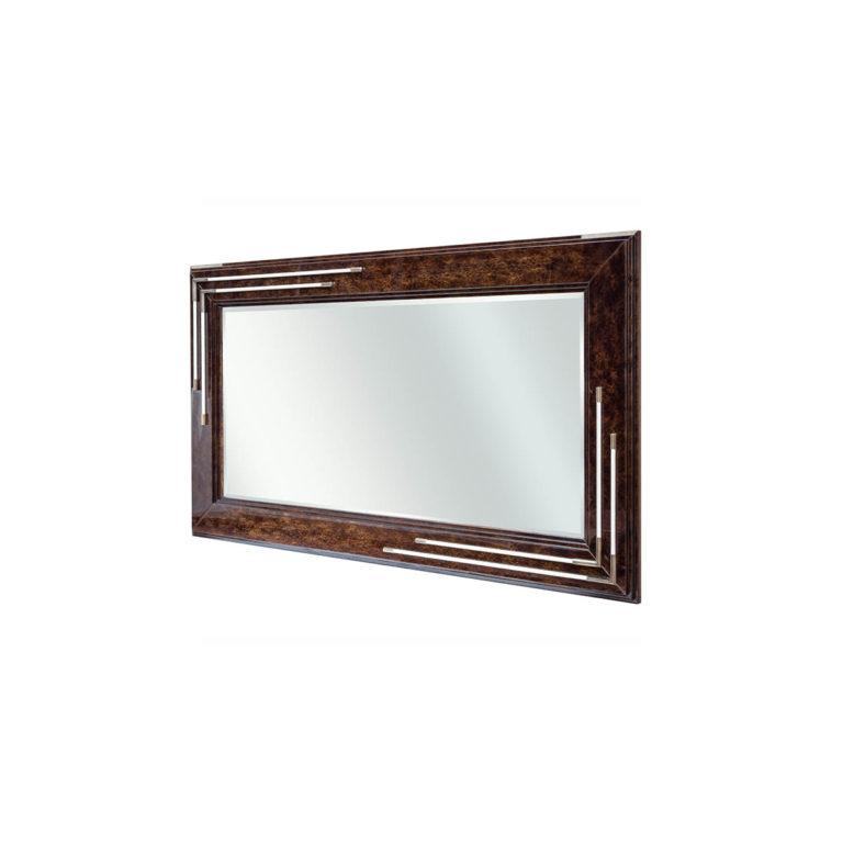 noir-roectangular mirror