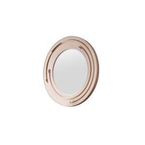 noir – round mirror