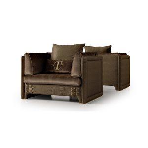 numero tre-armchair