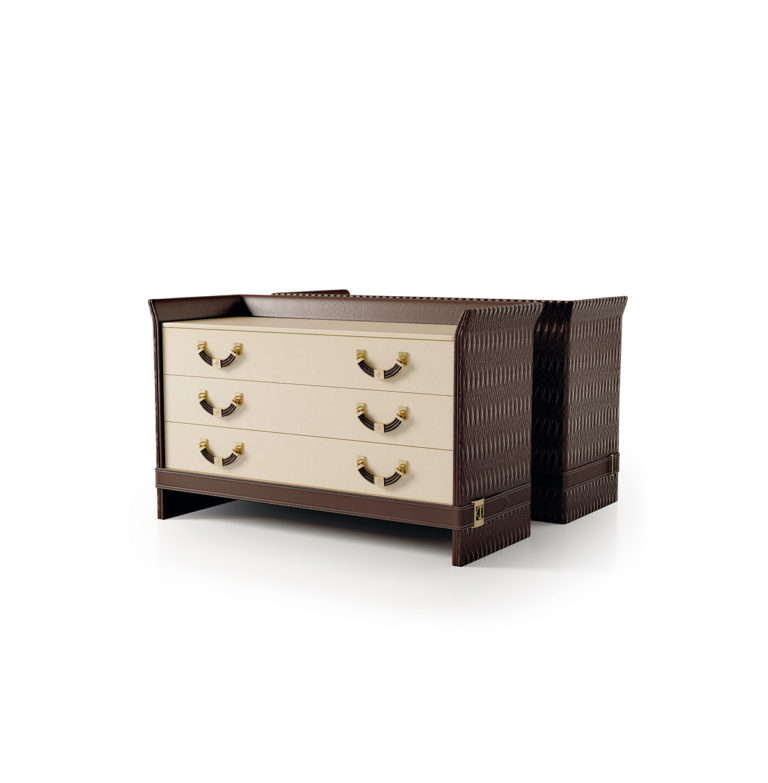 numero tre-chest of drawers