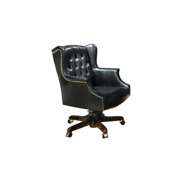 orion-office armchair capitonnè